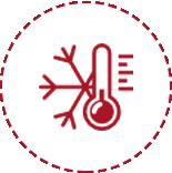 тепловий насос працює в широкому діапазоні температур