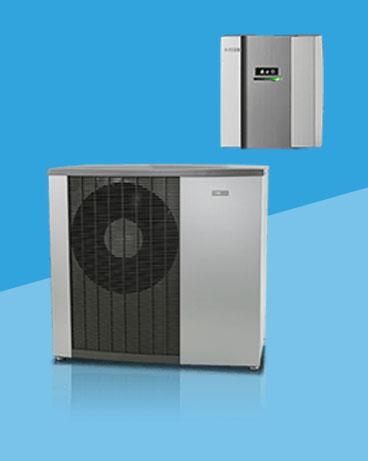 Вентиляційні теплові насоси