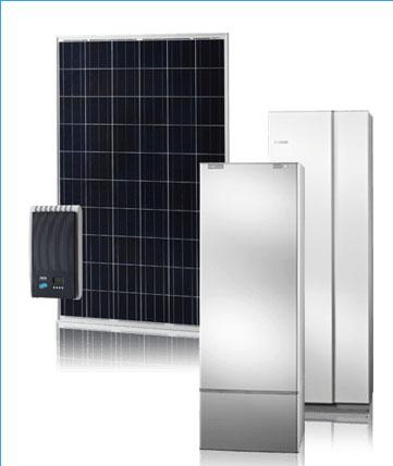Сонячні колектори (солярні системи)