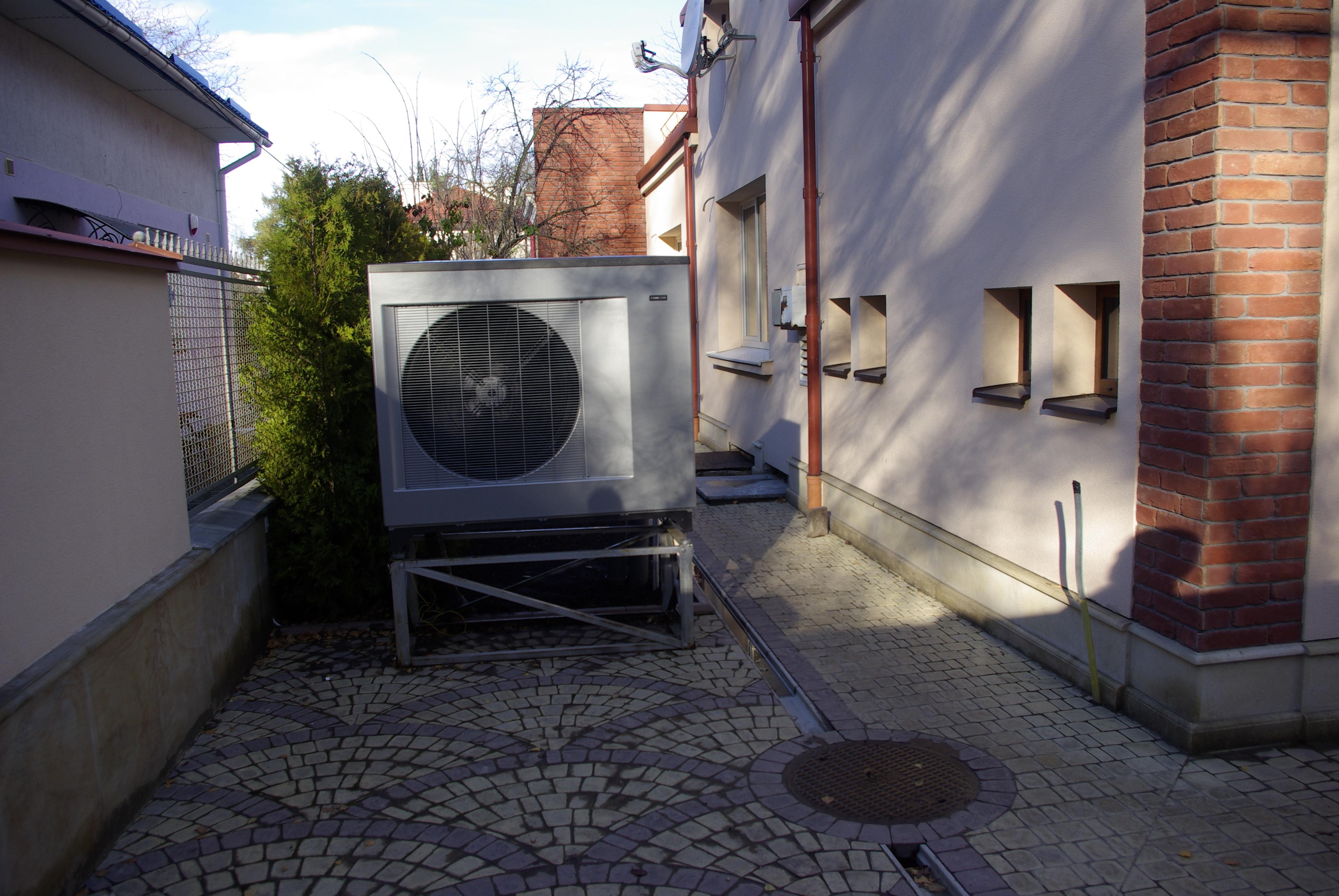 Тепловий насос F2300-20