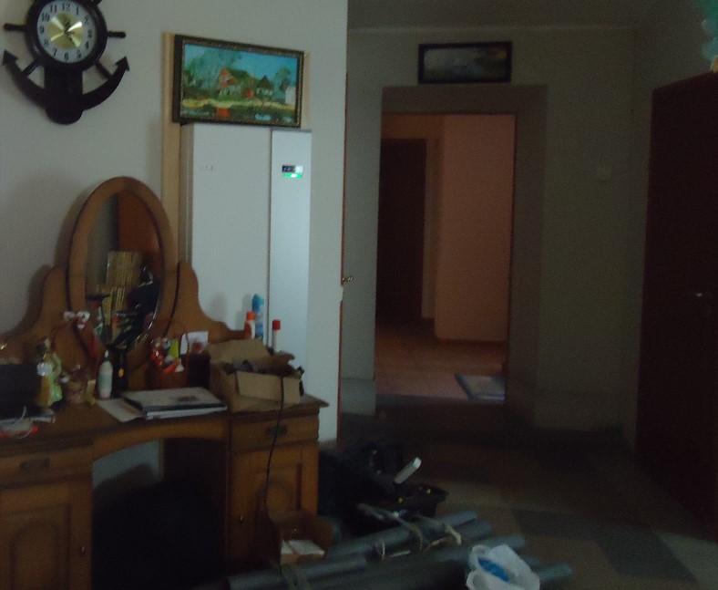 Тепловий насос у кімнаті